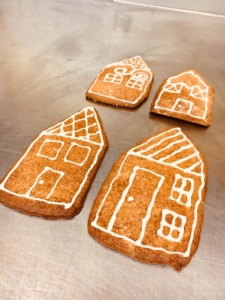 tuto gourmand ginger bread house