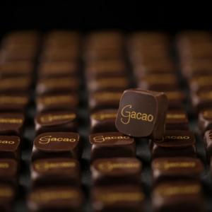 Bonbon de chocolat Gacao praliné